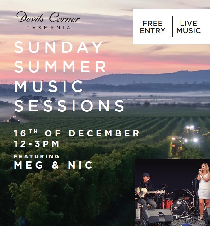 Devils Corner Meg and Nic Event