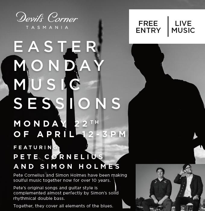 Devils Corner - Easter Gig
